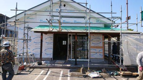 おきた萩店が4月上旬に市役所横に移転、今度はショールーム併設の事務所に生まれ変わります!