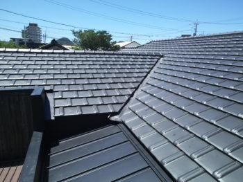 屋根(瓦)葺き替え工事