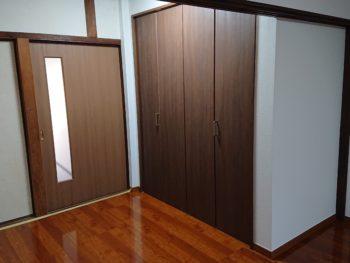 和室→洋室へのリフォーム工事