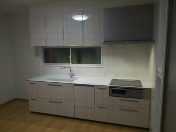 キッチン・リビング・収納リフォーム